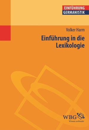 Einführung in die Lexikologie