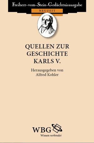 Quellen zur Geschichte Karls V.