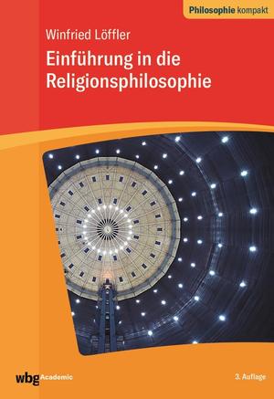 Einführung in die Religionsphilosophie