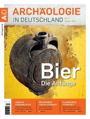 Archäologie in Deutschland (01/2021)