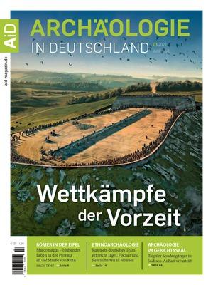 Archäologie in Deutschland (03/2021)