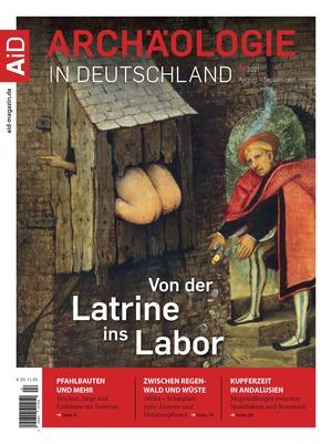 Archäologie in Deutschland (04/2021)