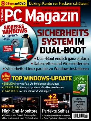 PC Magazin (03/2019)