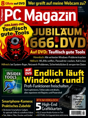 PC Magazin (04/2019)