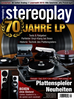 stereoplay (04/2019)
