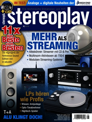 stereoplay (05/2019)