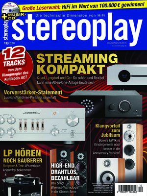 stereoplay (12/2020)