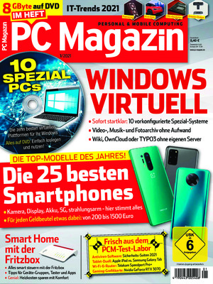 PC Magazin (01/2021)