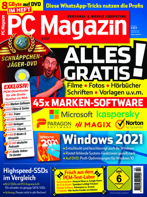PC Magazin (02/2021)