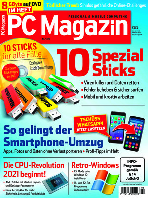 PC Magazin (03/2021)