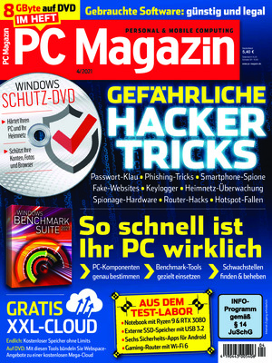 PC Magazin (04/2021)