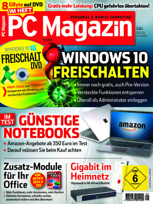 PC Magazin (05/2021)