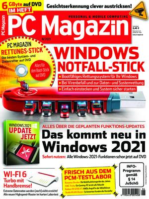 PC Magazin (06/2021)