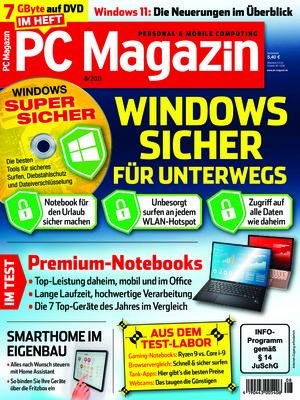 PC Magazin (08/2021)