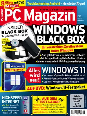 PC Magazin (10/2021)