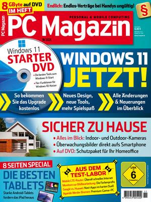 PC Magazin (11/2021)