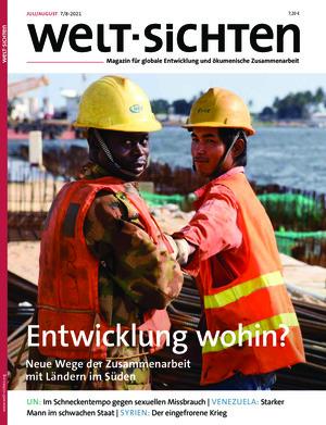 welt-sichten (07-08/2021)