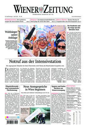 Wiener Zeitung (06.04.2021)