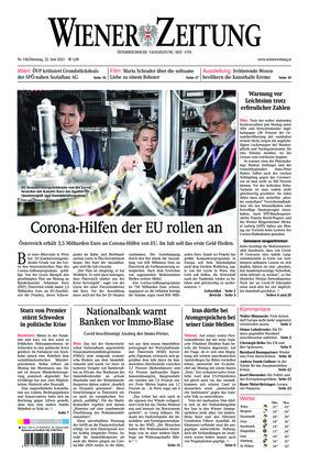 Wiener Zeitung (22.06.2021)