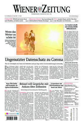 Wiener Zeitung (23.06.2021)
