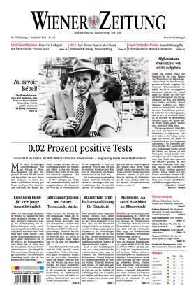 Wiener Zeitung (07.09.2021)