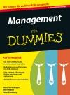 Vergrößerte Darstellung Cover: Management für Dummies. Externe Website (neues Fenster)