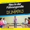 Neu in der Führungsrolle für Dummies