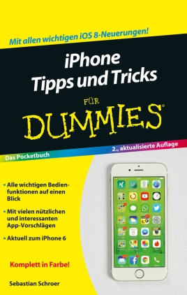 iPhone Tipps und Tricks fur Dummies