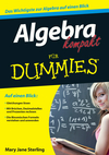 Algebra kompakt für Dummies