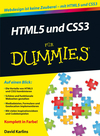 HTML5 und CSS3 für Dummies