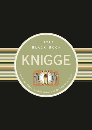 Little black book Knigge