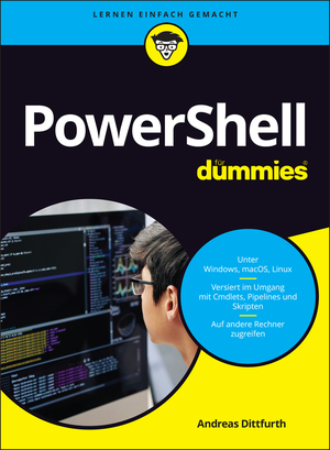 PowerShell Core für Dummies