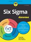 Vergrößerte Darstellung Cover: Six Sigma für Dummies. Externe Website (neues Fenster)
