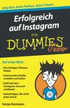 Erfolgreich auf Instagram für Dummies Junior