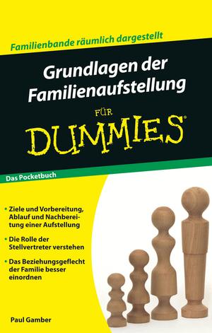 Grundlagen der Familienaufstellung für Dummies