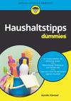 Vergrößerte Darstellung Cover: Haushaltstipps für Dummies. Externe Website (neues Fenster)