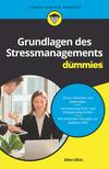 Vergrößerte Darstellung Cover: Grundlagen des Stressmanagements für Dummies. Externe Website (neues Fenster)