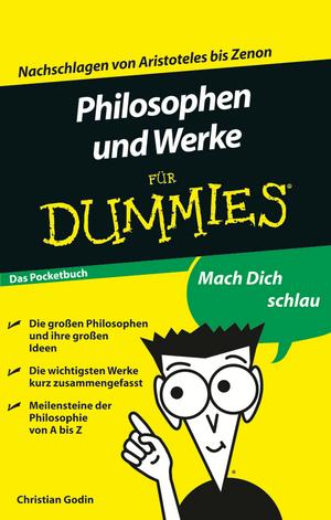 Philosophen und Werke für Dummies