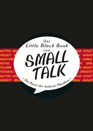 Little black book vom Small Talk