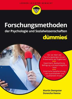Forschungsmethoden der Psychologie und Sozialwissenschaften für Dummies
