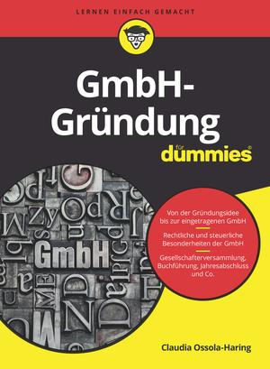 GmbH-Gründung für Dummies