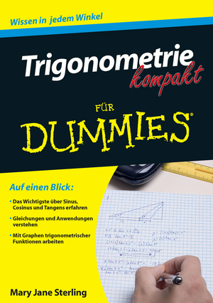 Trigonometrie kompakt fur Dummies