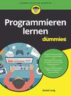 Vergrößerte Darstellung Cover: Programmieren lernen für Dummies. Externe Website (neues Fenster)