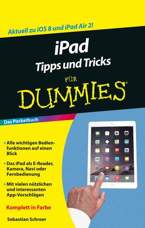 iPad Tipps und Tricks für Dummies