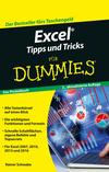 Vergrößerte Darstellung Cover: Excel Tipps und Tricks für Dummies. Externe Website (neues Fenster)