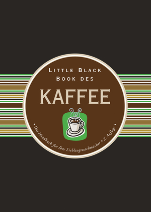 Little black book des Kaffee