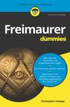Vergrößerte Darstellung Cover: Freimaurer für Dummies. Externe Website (neues Fenster)