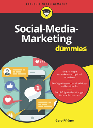 Social-Media-Marketing für Dummies