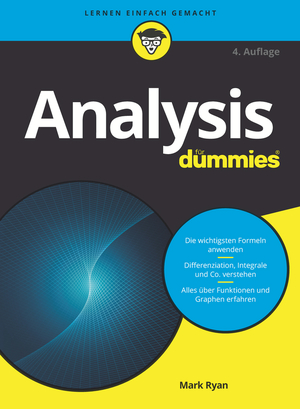 Analysis für Dummies