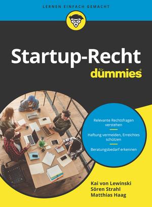 Startup-Recht für Dummies
